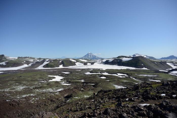 панорама камчатки