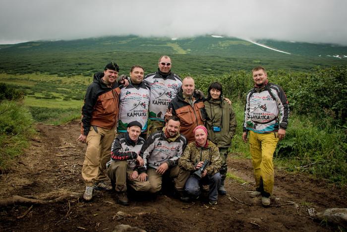 общее фото команды азимут