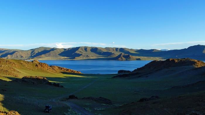 озеро Толбо-нур