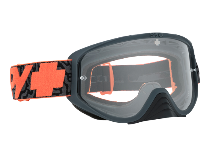 Очки MX Spy Optic Woot MX / Maze Orange Clear APF в Азимут 66
